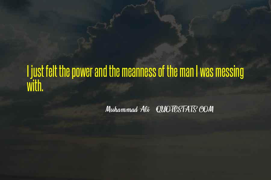 Quotes About Muhammad Ali #264733