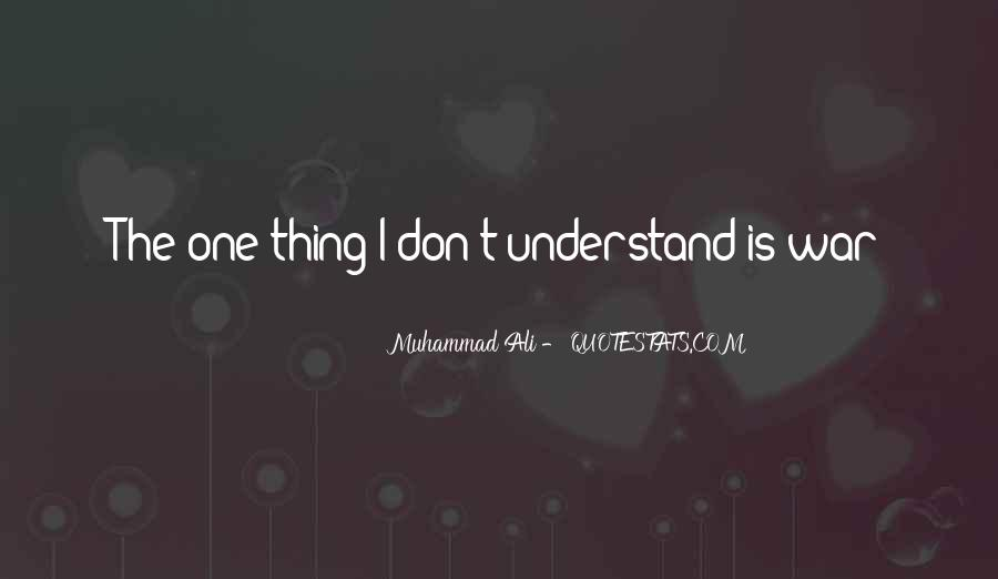 Quotes About Muhammad Ali #268604