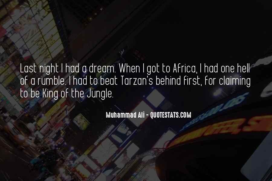 Quotes About Muhammad Ali #276800