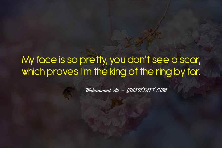 Quotes About Muhammad Ali #300055