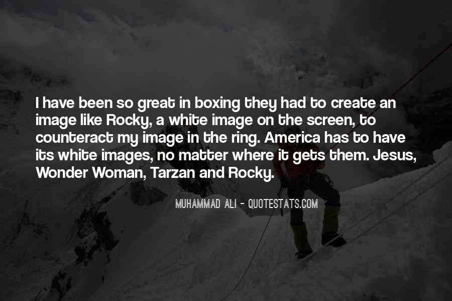 Quotes About Muhammad Ali #316306