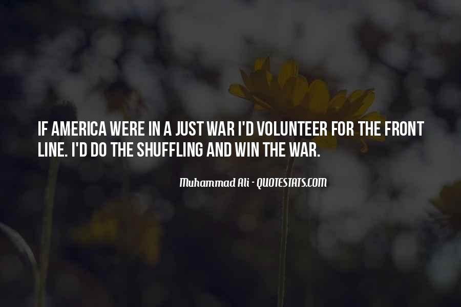 Quotes About Muhammad Ali #54872