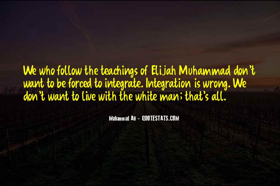 Quotes About Muhammad Ali #61759