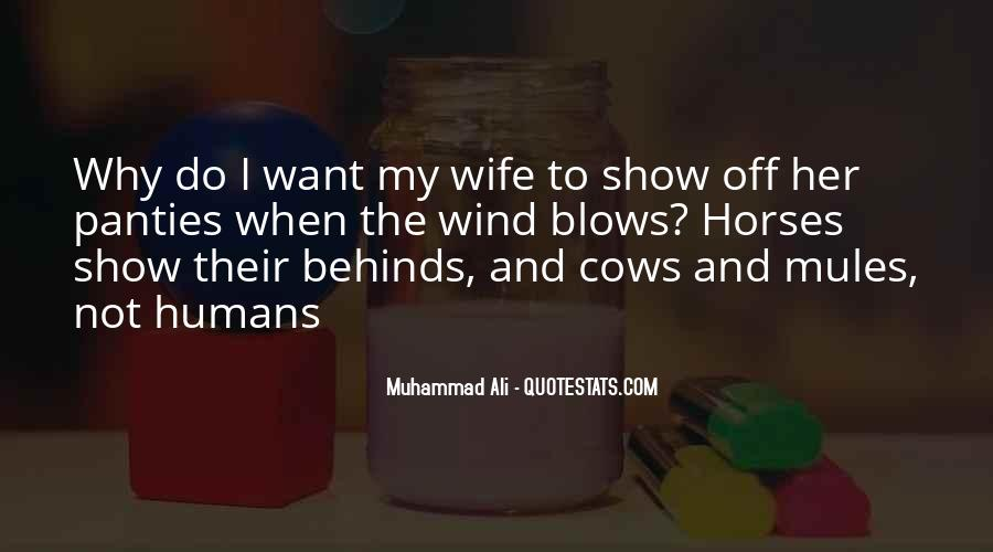 Quotes About Muhammad Ali #76888