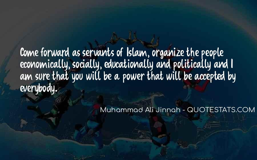 Quotes About Muhammad Ali #76906