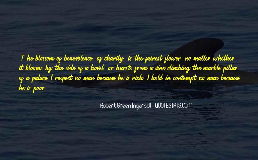 Rich Man Poor Man Quotes #174263
