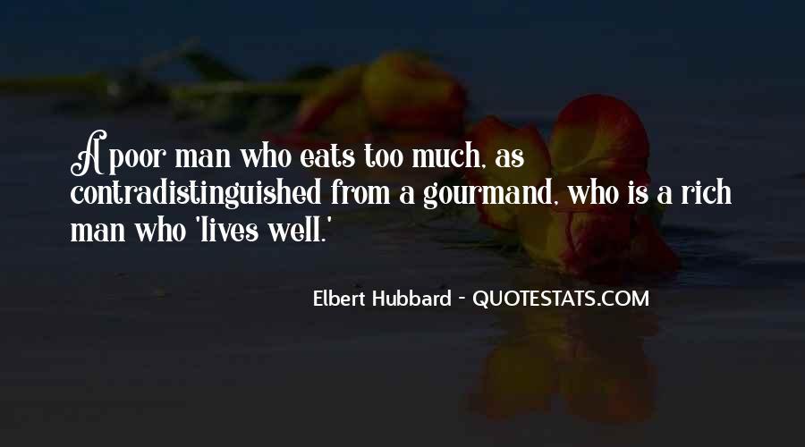 Rich Man Poor Man Quotes #215334