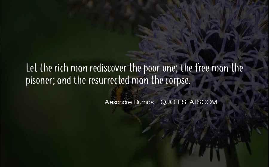 Rich Man Poor Man Quotes #279080