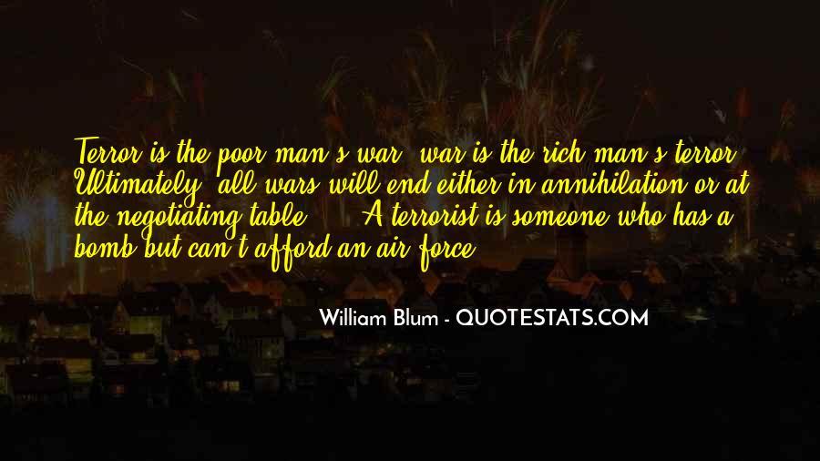 Rich Man Poor Man Quotes #315939
