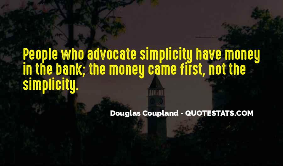 Rich Man Poor Man Quotes #324767
