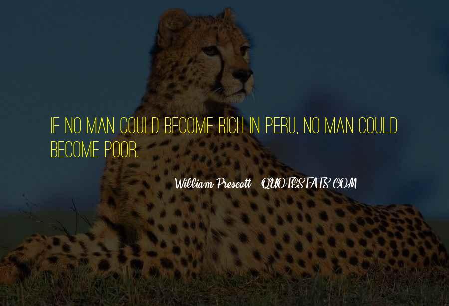 Rich Man Poor Man Quotes #333367