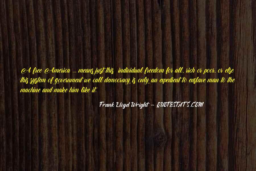 Rich Man Poor Man Quotes #370273