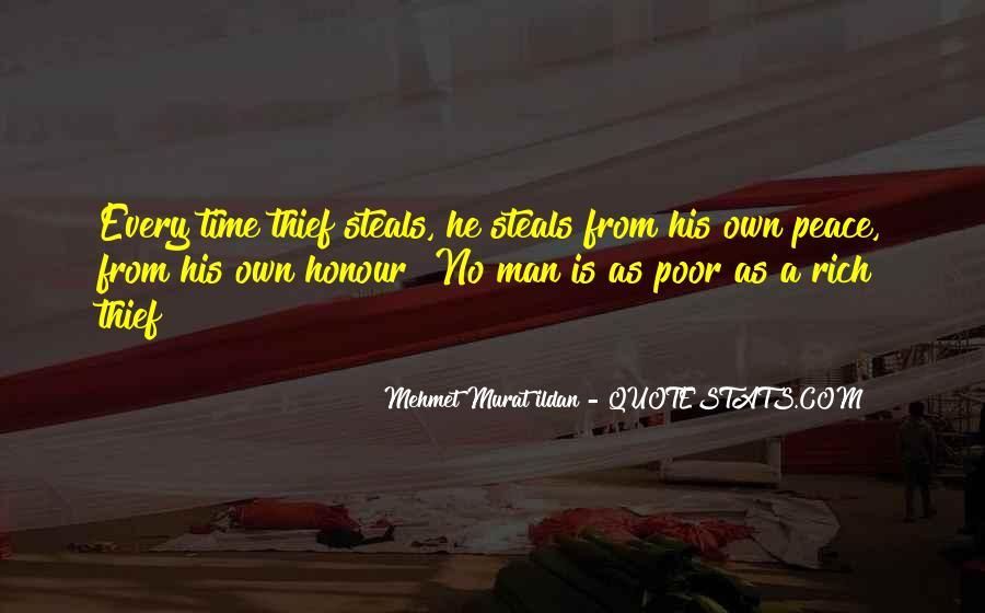 Rich Man Poor Man Quotes #446037