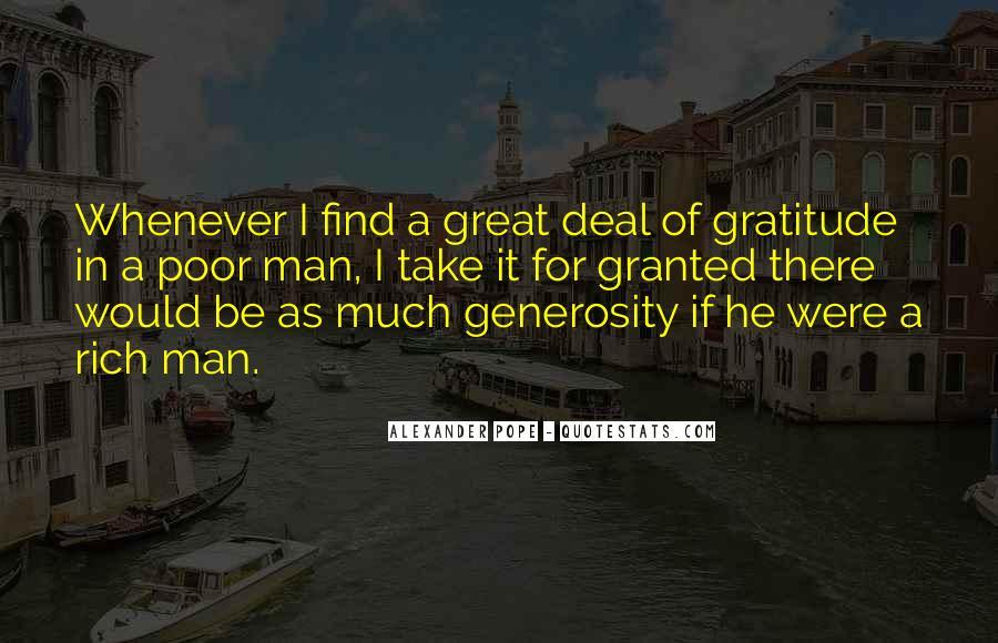 Rich Man Poor Man Quotes #501033
