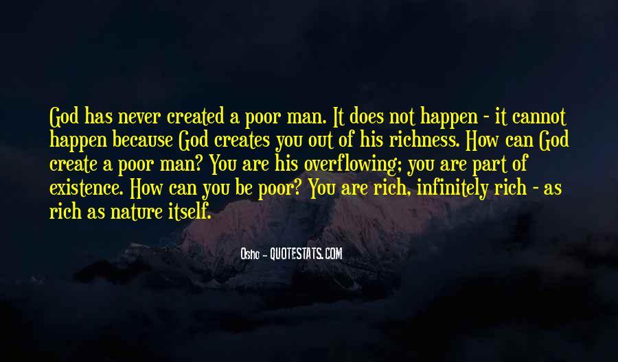 Rich Man Poor Man Quotes #577027