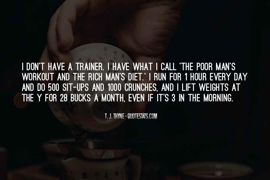 Rich Man Poor Man Quotes #677252
