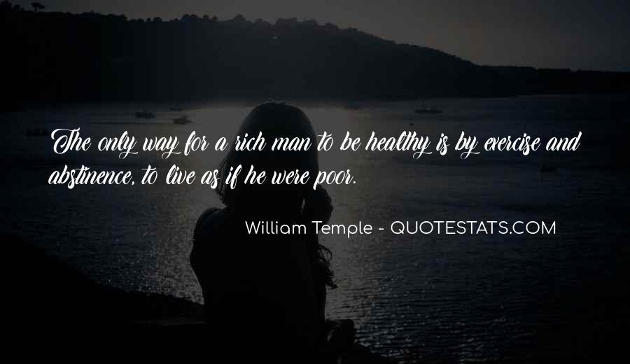 Rich Man Poor Man Quotes #752522