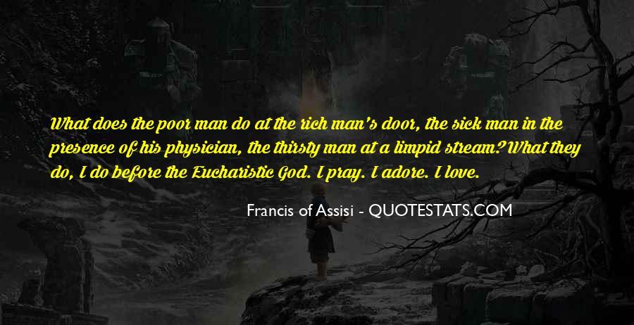 Rich Man Poor Man Quotes #75405