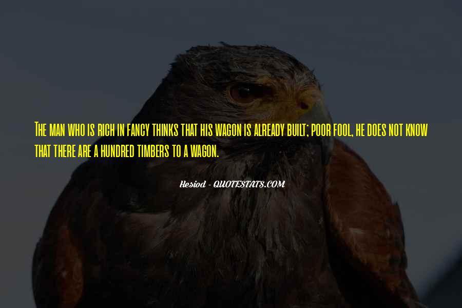 Rich Man Poor Man Quotes #836863