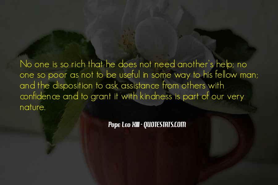 Rich Man Poor Man Quotes #911465