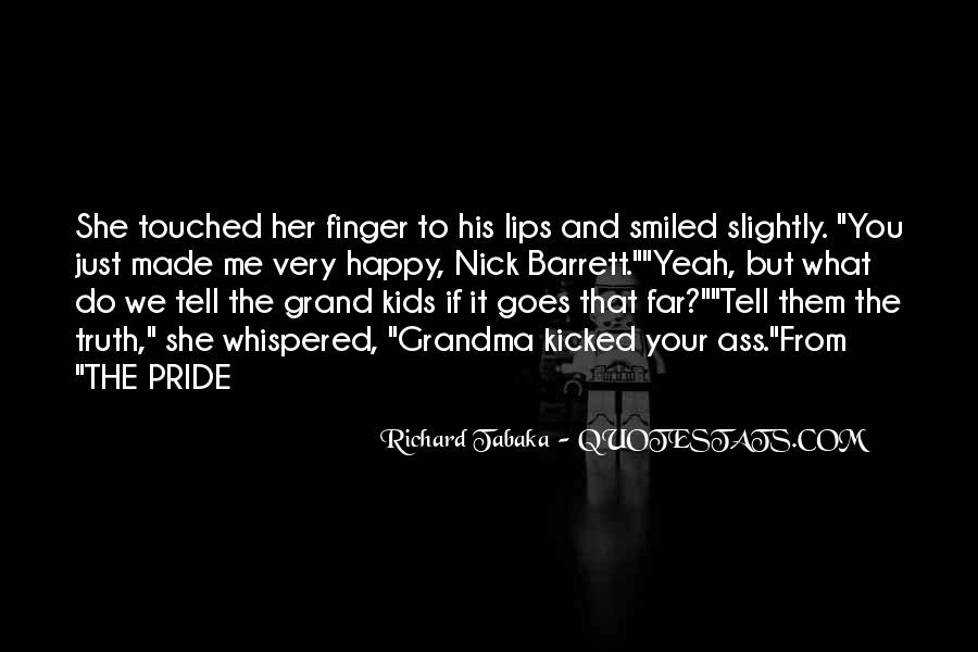 Richard Barrett Quotes #1487616