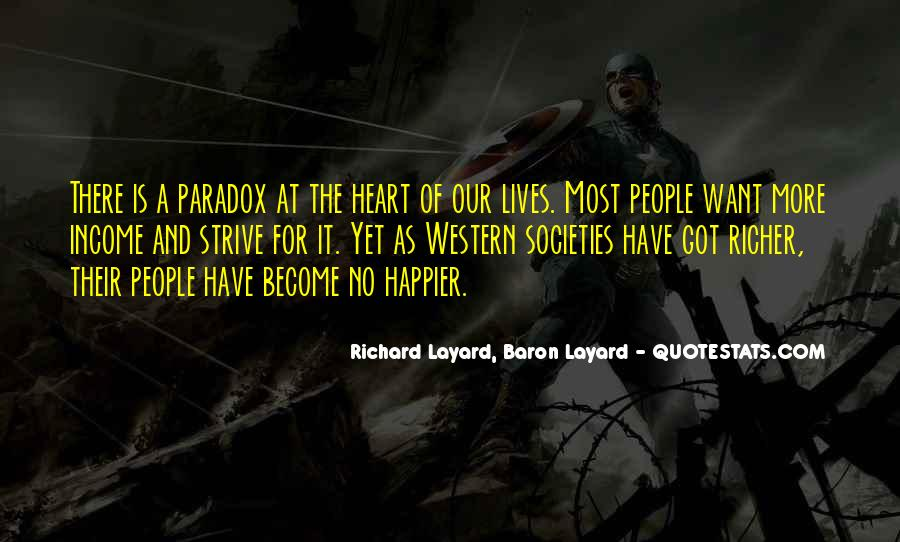 Richard Layard Quotes #892745
