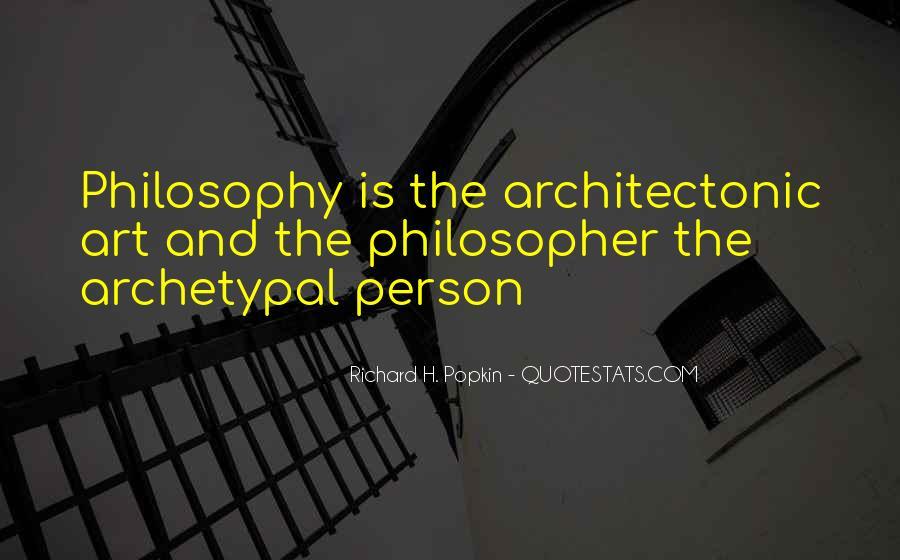 Richard Popkin Quotes #182483