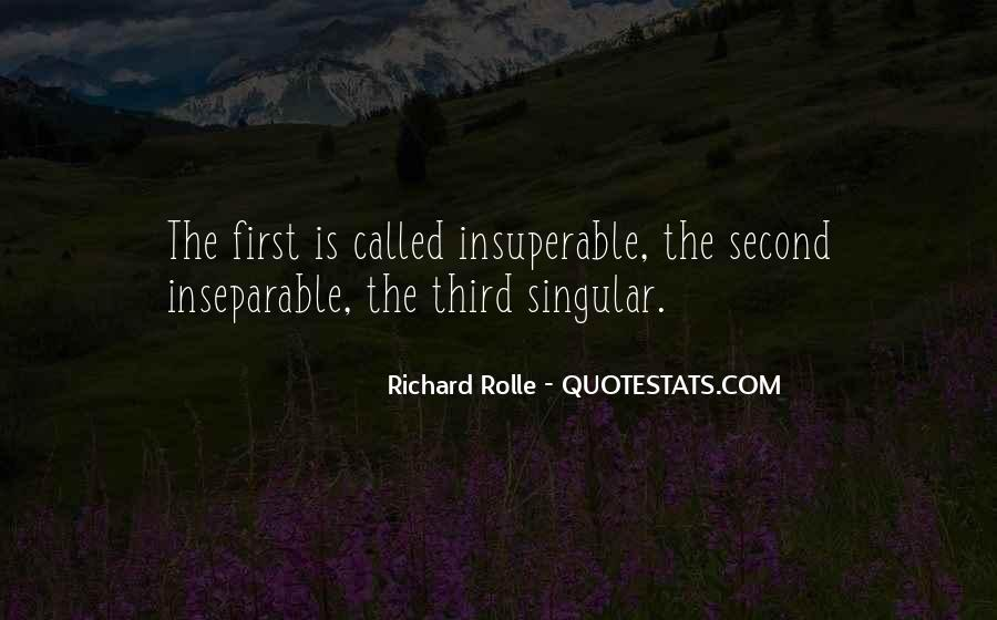 Richard The Second Quotes #1649726