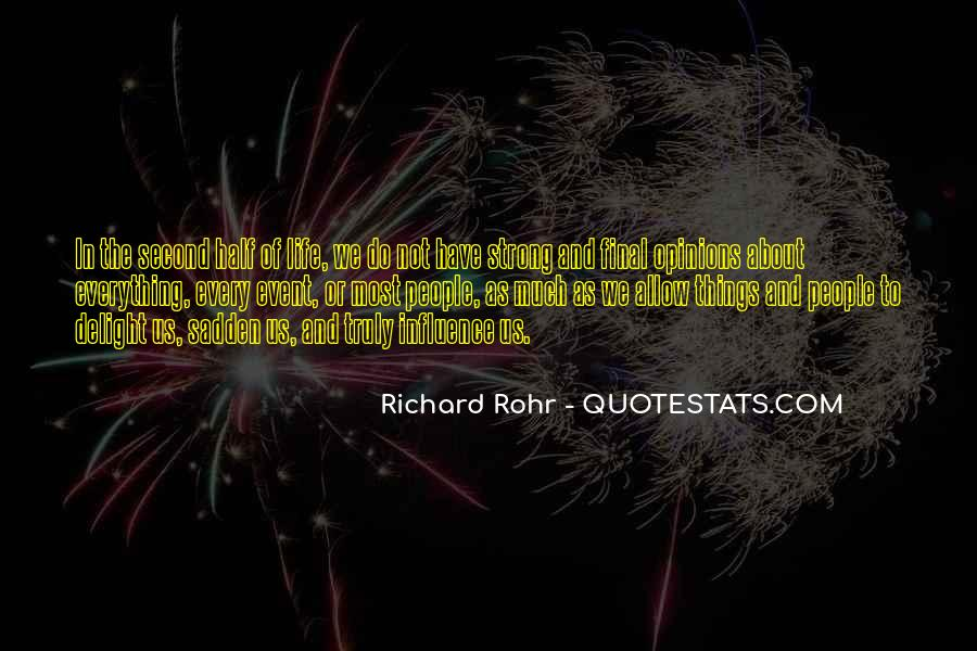 Richard The Second Quotes #538485