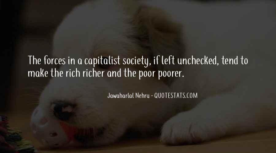Richer Or Poorer Quotes #161601
