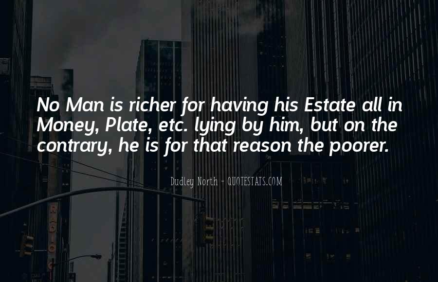 Richer Or Poorer Quotes #400619
