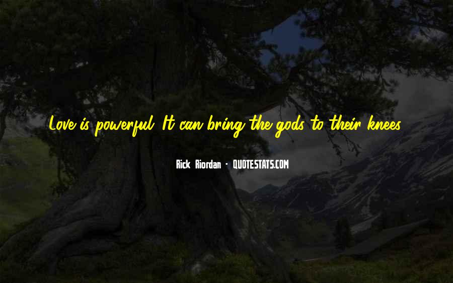 Rick Riordan Love Quotes #1024779