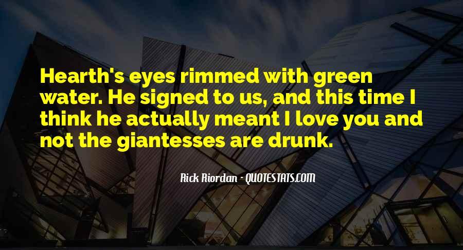 Rick Riordan Love Quotes #1060033