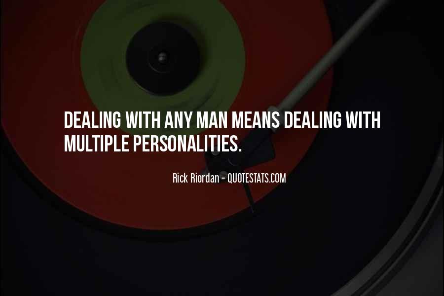Rick Riordan Love Quotes #1216368