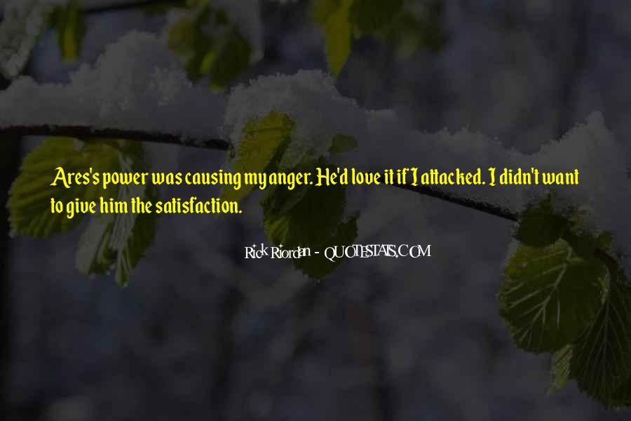 Rick Riordan Love Quotes #1305059