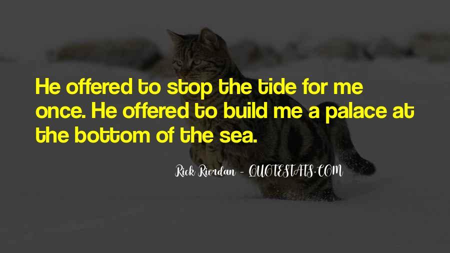 Rick Riordan Love Quotes #1503665