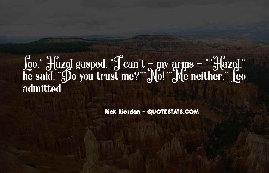 Rick Riordan Love Quotes #1517002
