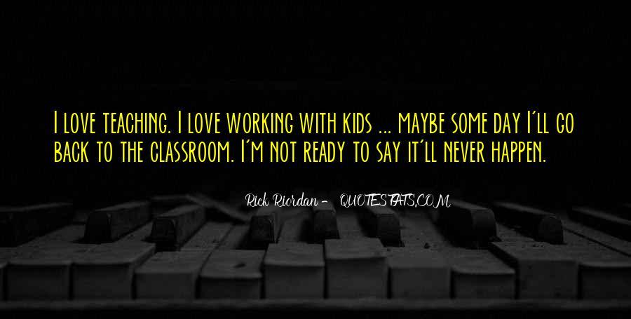 Rick Riordan Love Quotes #1563631