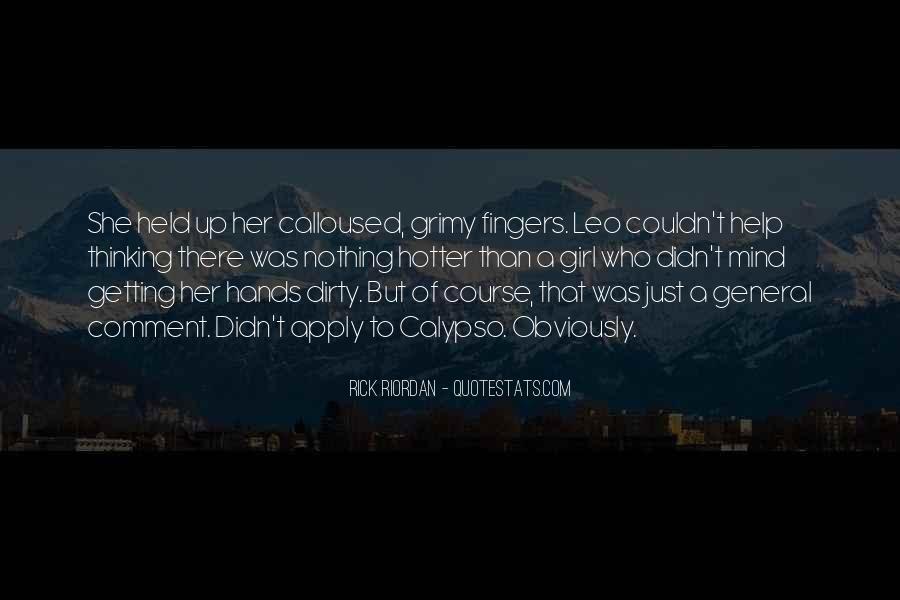 Rick Riordan Love Quotes #1594774