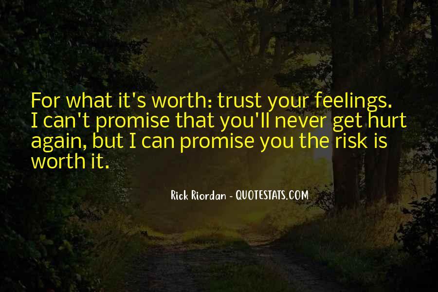 Rick Riordan Love Quotes #1628453