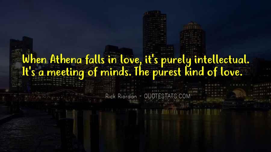 Rick Riordan Love Quotes #228871
