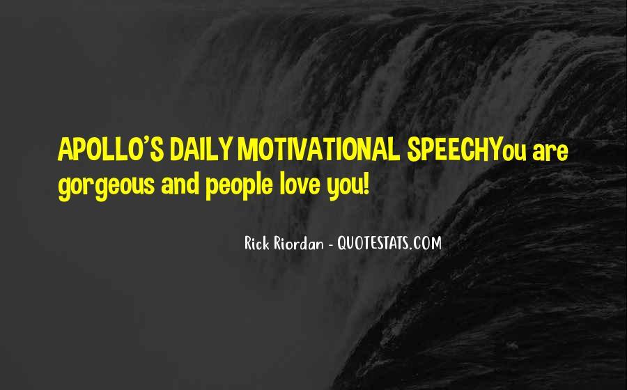 Rick Riordan Love Quotes #427423