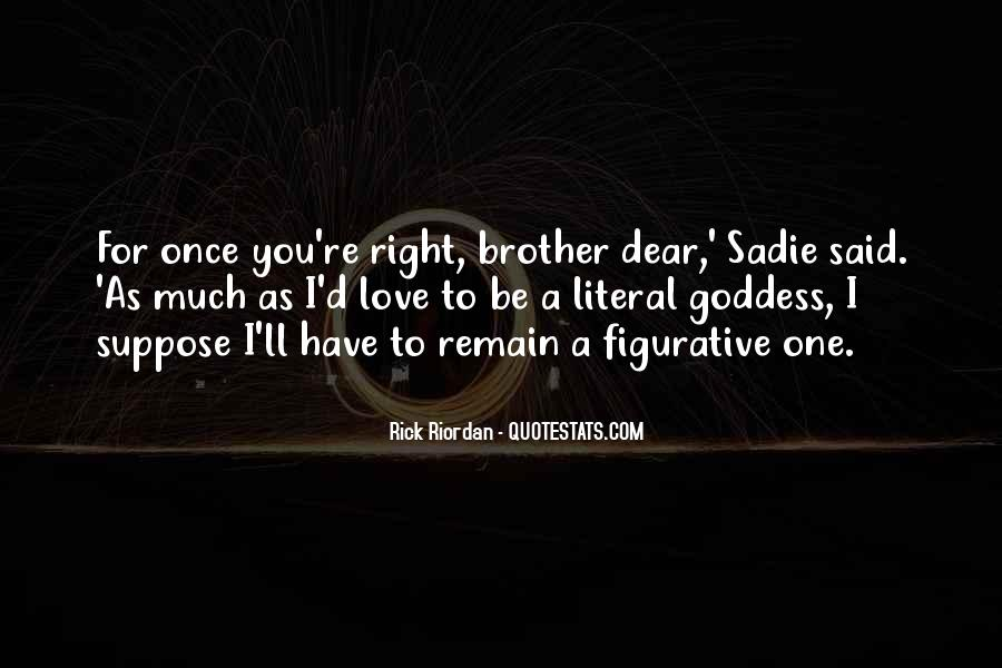 Rick Riordan Love Quotes #498910