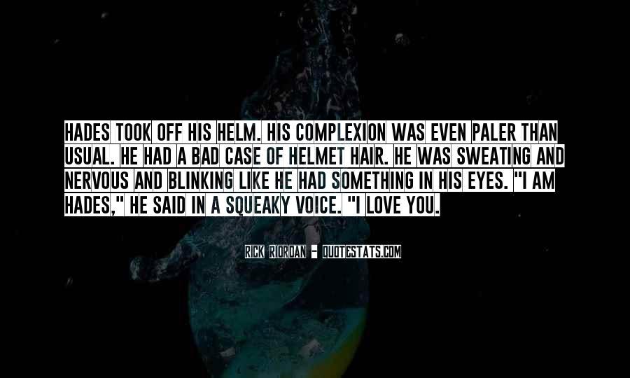 Rick Riordan Love Quotes #528954