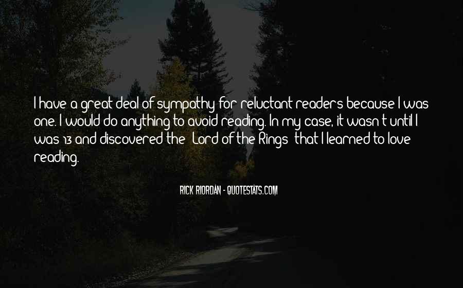 Rick Riordan Love Quotes #599652