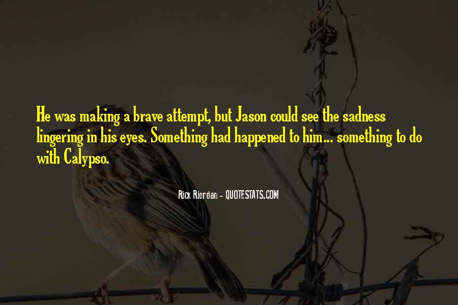 Rick Riordan Love Quotes #611391