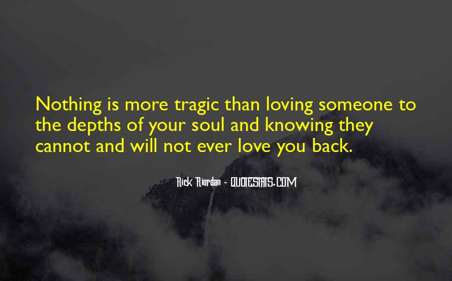 Rick Riordan Love Quotes #617185