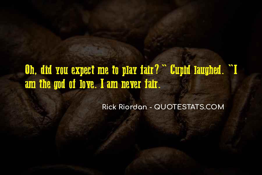 Rick Riordan Love Quotes #624159