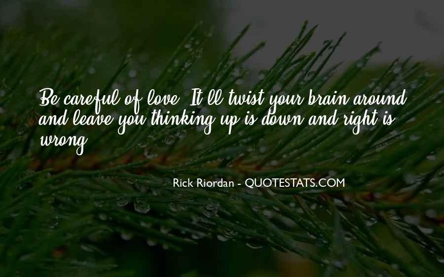 Rick Riordan Love Quotes #944470