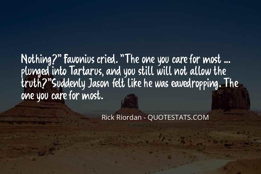 Rick Riordan Love Quotes #978022